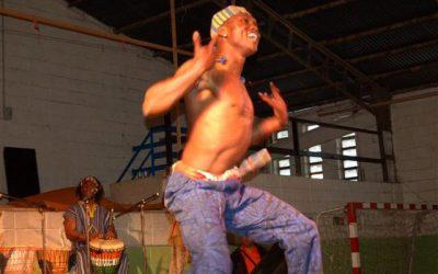 Samedi 30 novembre 2013 – Stage de danse avec Amédé Nwatchok