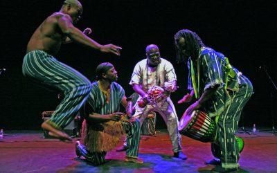 29 et 30 novembre 2014 – Stages de danse africaine avec Amédé Nwatchok