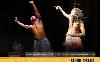 3 et 4 aout 2013 – Stages de danse africaine