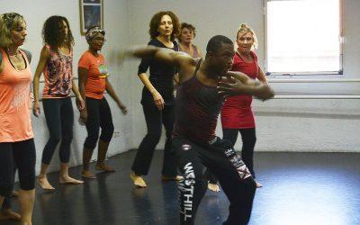1er et 2 mars 2014 – Stage de danse avec Amédé Nwatchok
