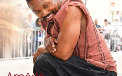 Samedi 9 septembre 2017 – Stage de danse africaine avec Amédé Nwatchok – Marseille