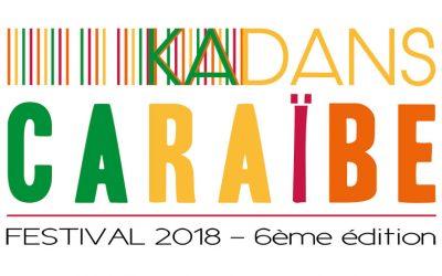 18 et 19 mai 2018 – Festival Kadans Caraïbe 2018