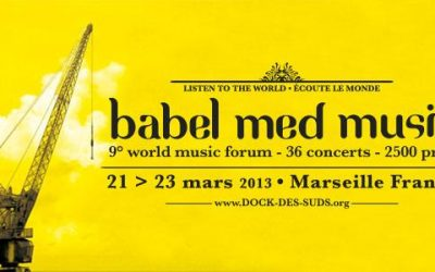 Mars 2013 – Table ronde LE MONDE EST CHEZ NOUS « MUSIQUES DU MONDE D'ICI »