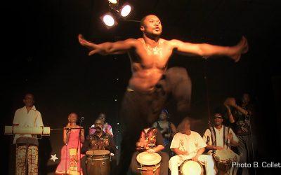 Samedi 6 juin 2015 – Stage de danse africaine avec Amédé Nwatchok