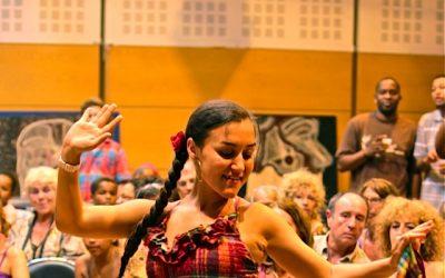 4 mai 2013 – Stage de danse gwoka