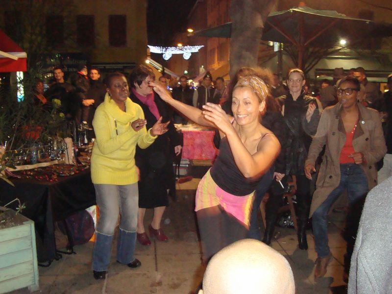 Décembre 2012 – Instants créoles à l'Oliveraie