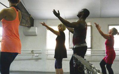 Samedi 23 juillet 2016 – Stage de danse africaine avec Amédé Nwatchok
