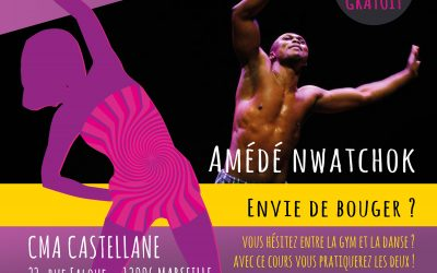 Nouveau cours hebdomadaire avec Amédé Nwatchok – Afro zumba & Batuka