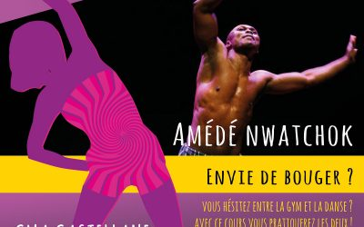 Cours hebdomadaire avec Amédé Nwatchok – Afro zumba & Batuka