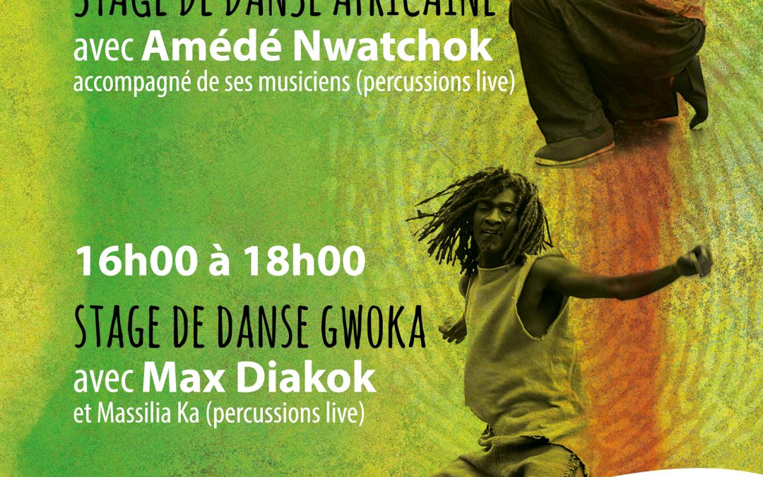 19 novembre 2017 – Stages danses africaine et gwoka