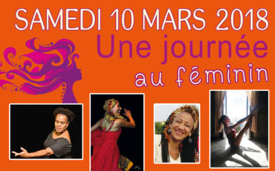 10 mars 2018 – Une journée au féminin à Marseille