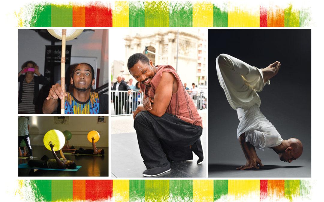 Samedi 12 et dimanche 13 mai 2018 – Les ateliers de Kadans Caraïbe