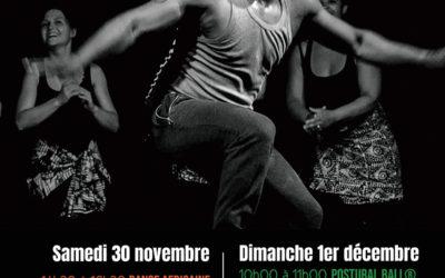 30 novembre et 1er décembre 2019 –  Les Ateliers Solidaires